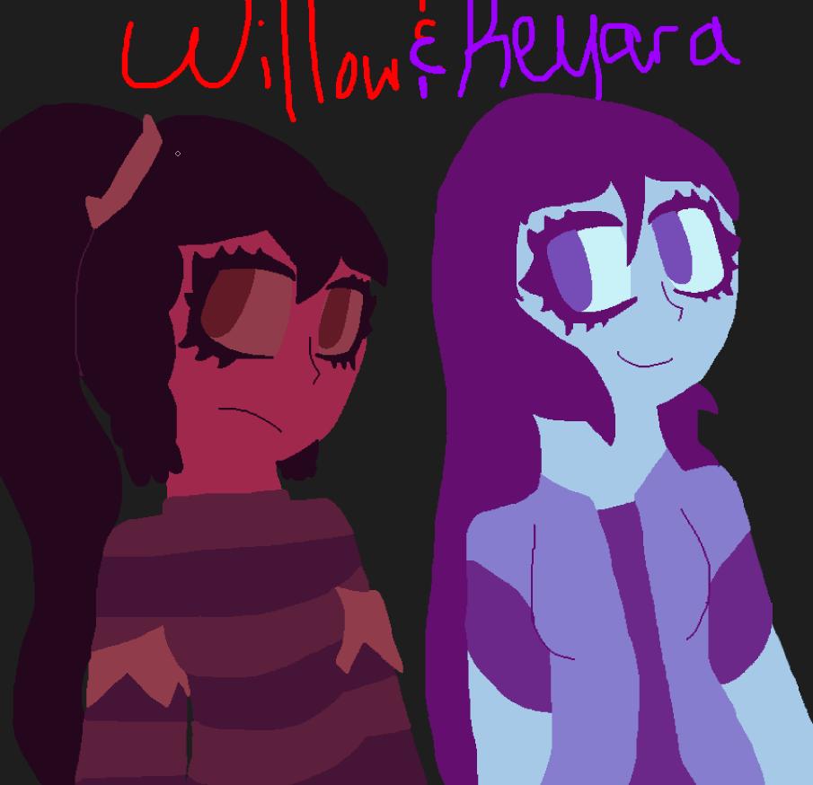 reds + purples by DarkAngelofMinecraft