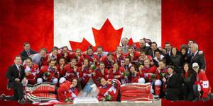 Team Canada womens hockey header