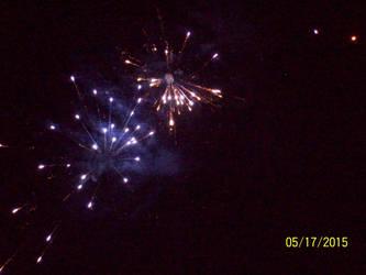 Victoria Day 2015 Fireworks by Musicislove12