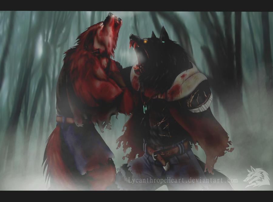 OC Still Kicking... Still Superior!!! by LycanthropeHeart