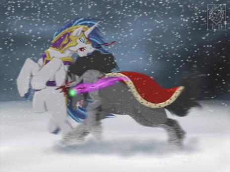 DFA's- MLP- Return of the Tyrant King Sombra