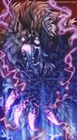 OC-Beast Lycaon-Broken Minded