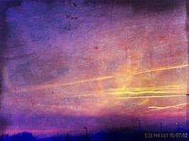 Night Sky by marzy95741