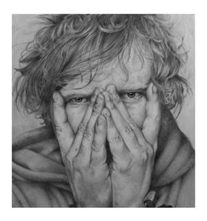 Ed Sheeran (Graphite)
