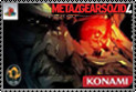 Metal gear solid 4 stamp by TatsuTD