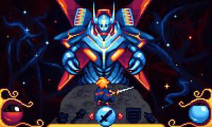 Final Battle - Iron Atlas