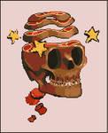 Meat Skull (unfinished)
