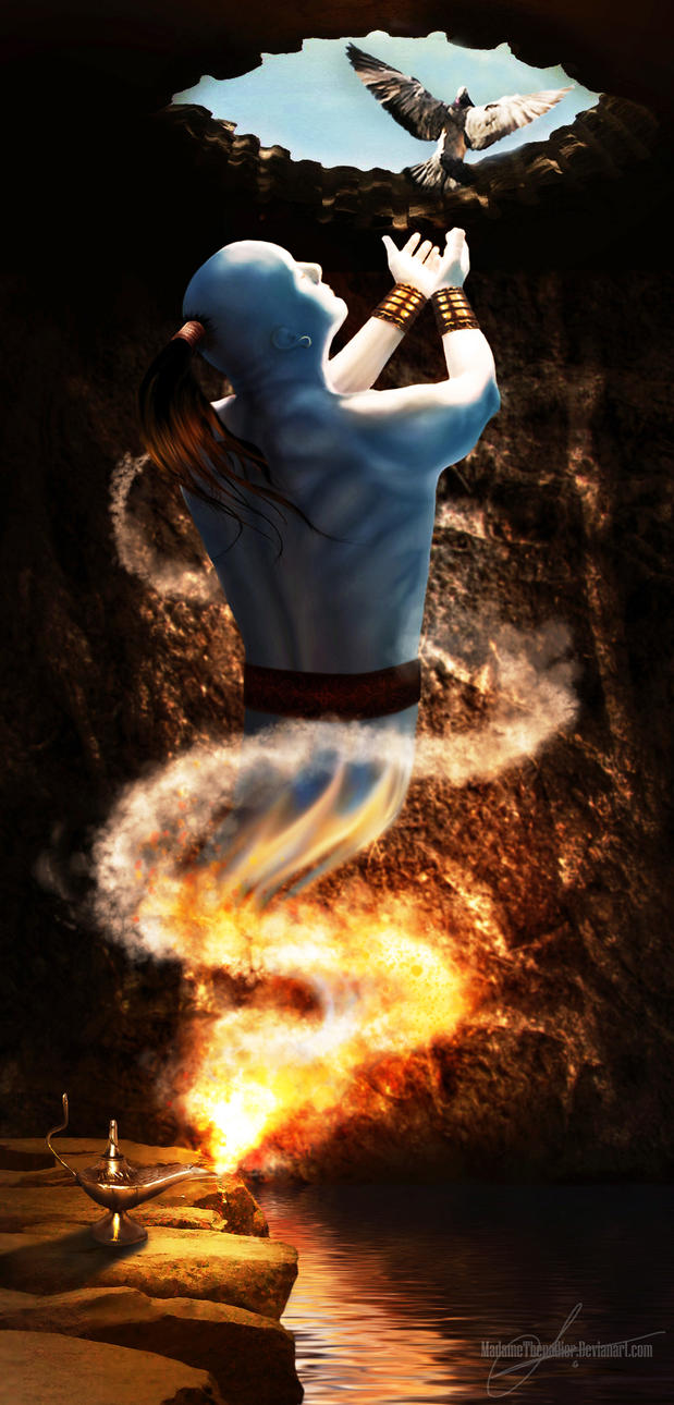 http://pre14.deviantart.net/9582/th/pre/i/2010/184/3/d/the_genie_in_the_cave__by_madamethenadier.jpg
