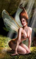Sweet Faerie by MadameThenadier