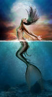 Submerging by MadameThenadier