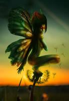 Dandelion by MadameThenadier