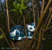 alisa DSC 7227 lovecraftcat by SivaKotka