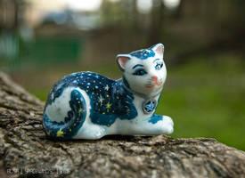 alisa DSC 7237 lovecraftcat by SivaKotka