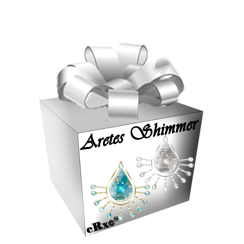 Aretes Shimmer by XxAKASHAK1LL3RxX