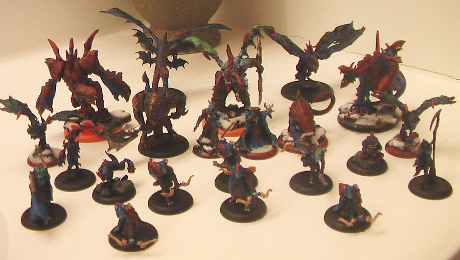 My Legion of Everblight