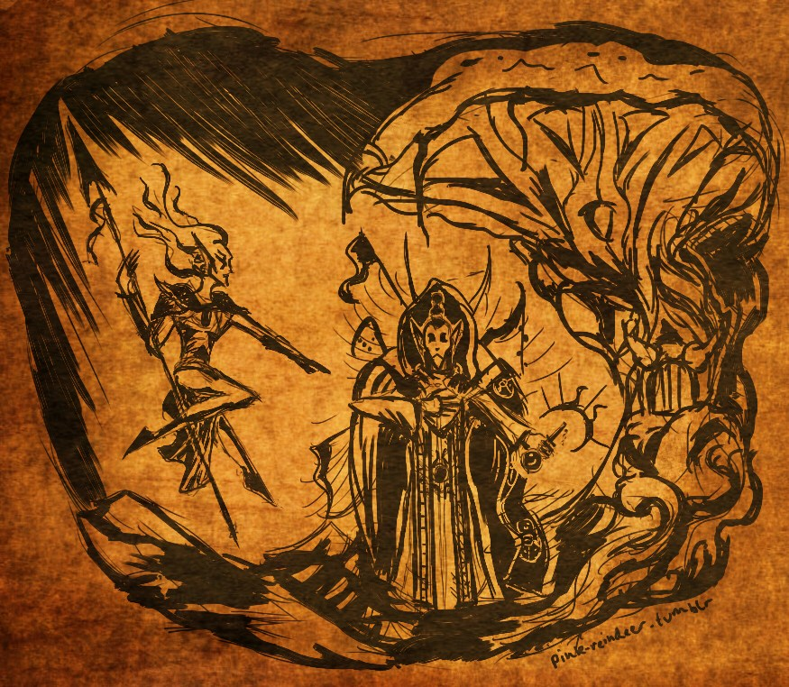 The Dubious Healer by Velothii