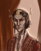 Fourth Era Lleryn by Velothii