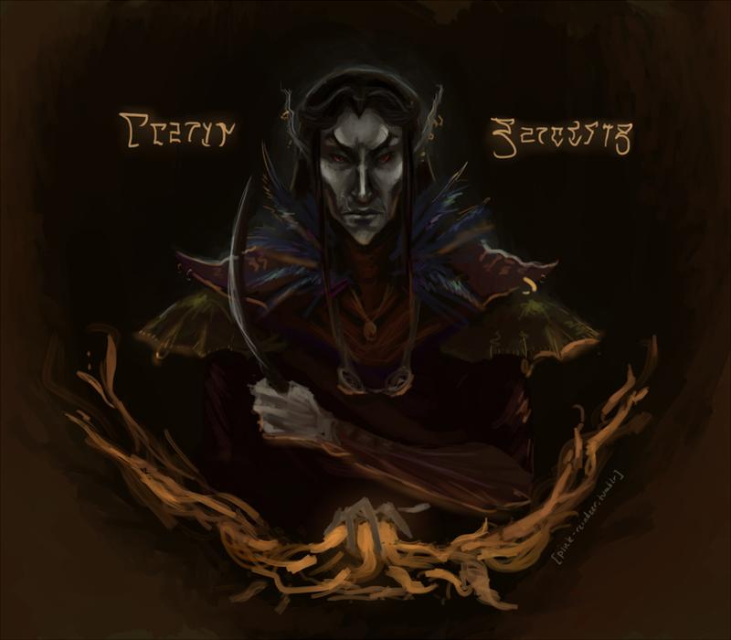 Lleryn Serathis by Velothii