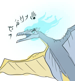 ''Draw Vivec as a cliffracer'', someone said.
