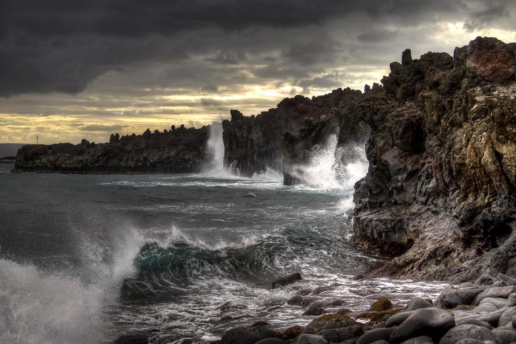 The Sea's Fury by naswanson