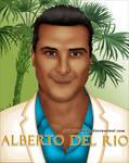 WWE - Alberto del Rio by jeimicampos