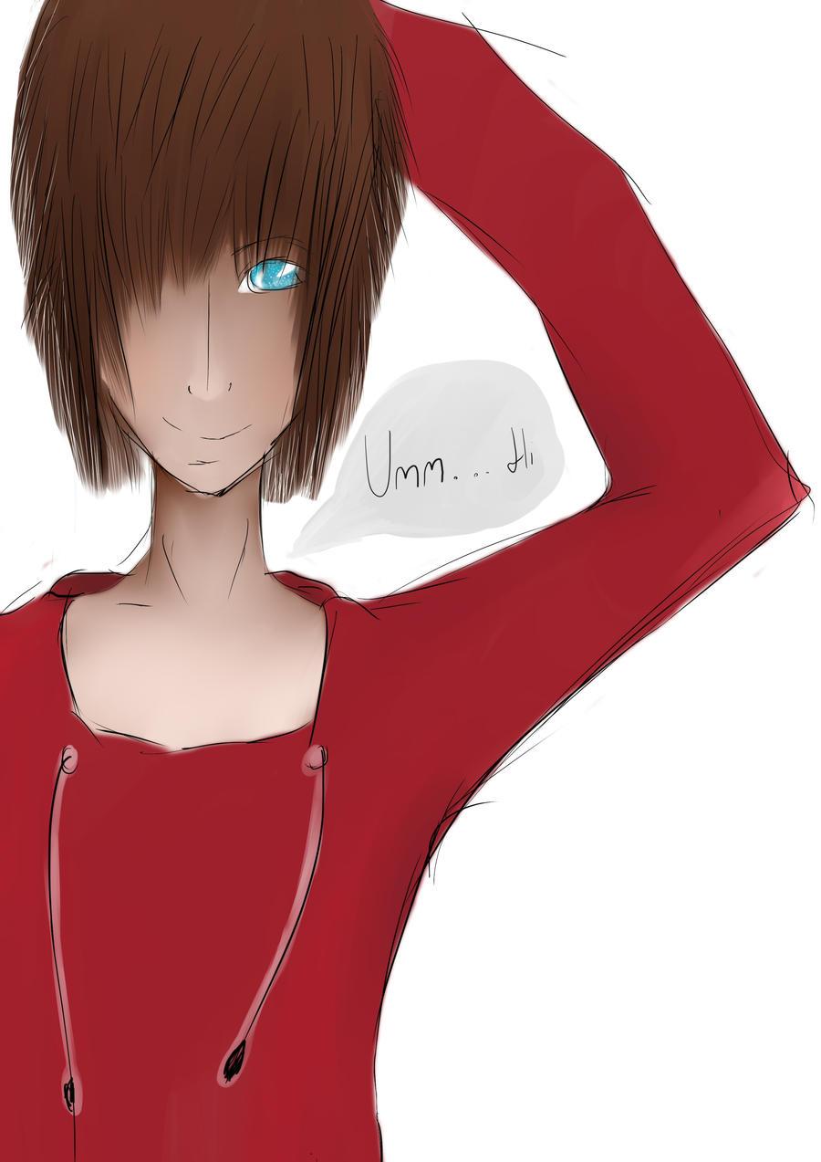 Umm Hi.. by CandyElmo