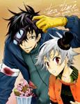 Karneval Manga CG :: Tea Time