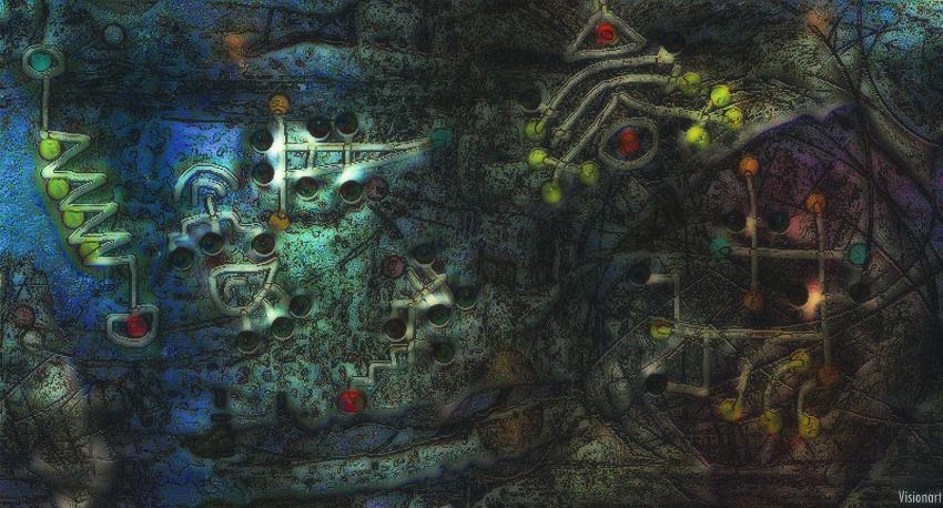 My Blueprint by visionart