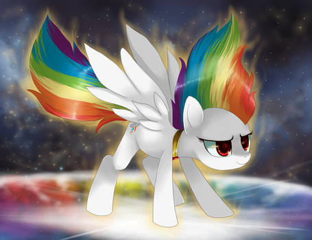 Super Rainbow Dash - Pure Confidence...