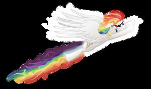 Flaring Rainbows