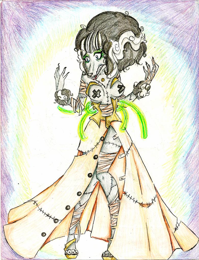 Bride Of Frankenhound by Coraline-176