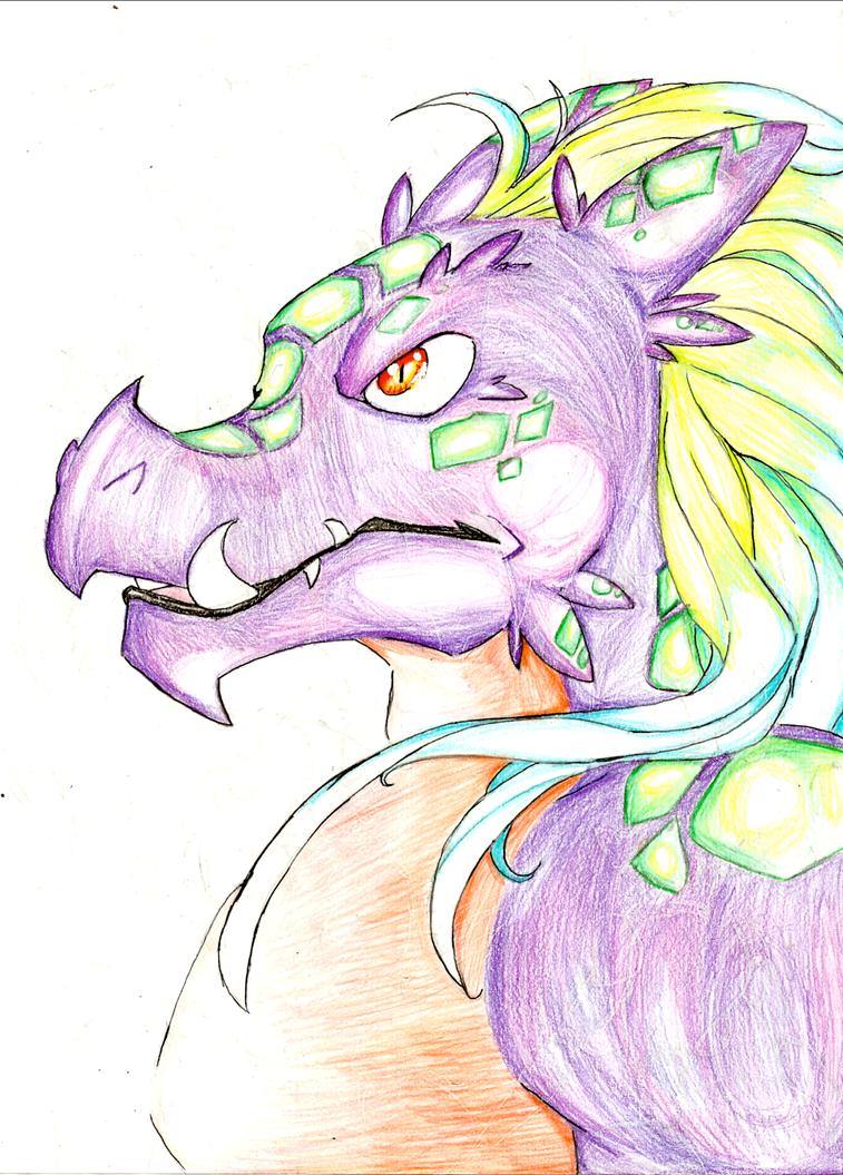 Dangon Dragon by Coraline-176