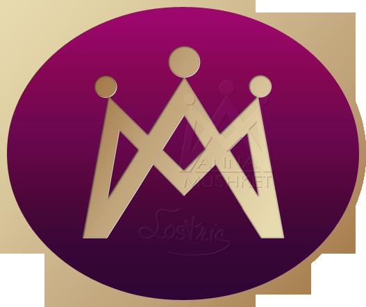 A. M. crown logo by IsabellaBran