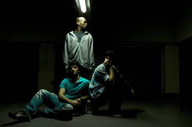Trio by Shikigamis