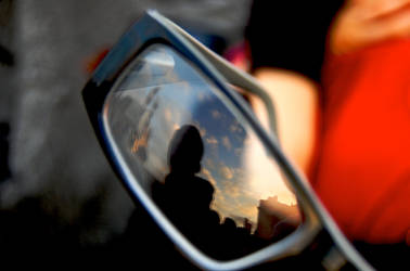 Glasse shadow