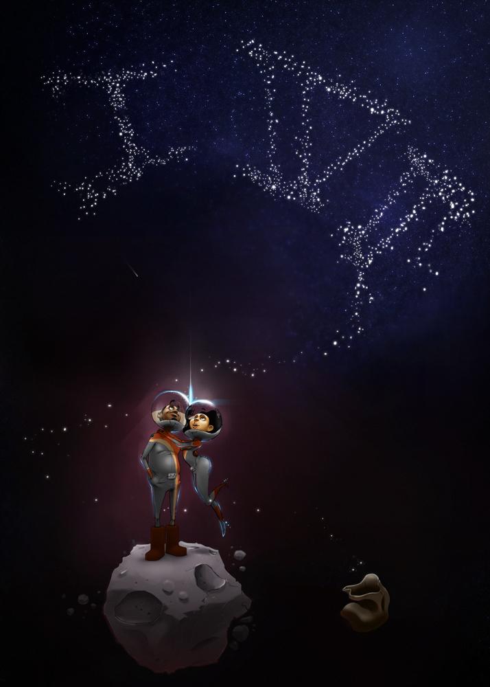 Stars by Winfr0