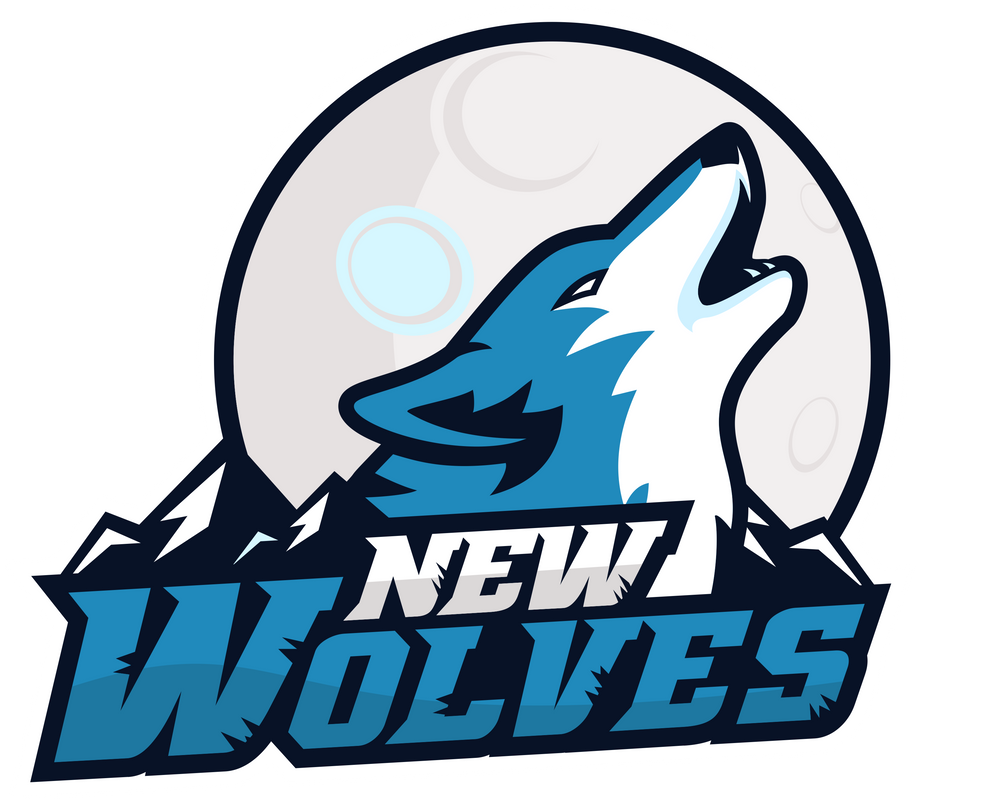 new wolves logo 1 by NECRAXARIAN