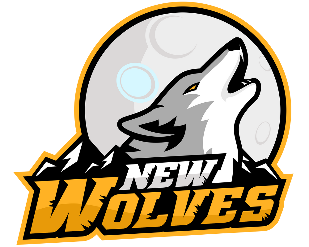 new wolves logo 2 by NECRAXARIAN