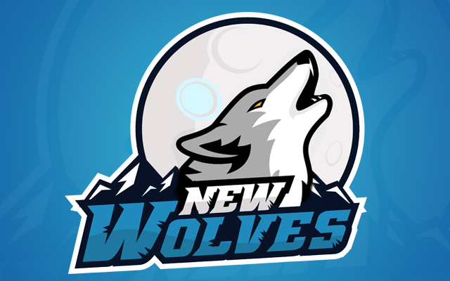 new wolves logo 3 by NECRAXARIAN