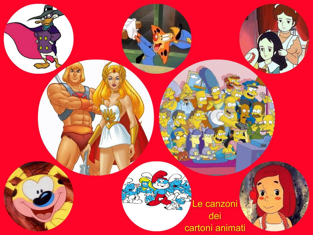 Le canzoni dei cartoni animati by emmanueldup on deviantart