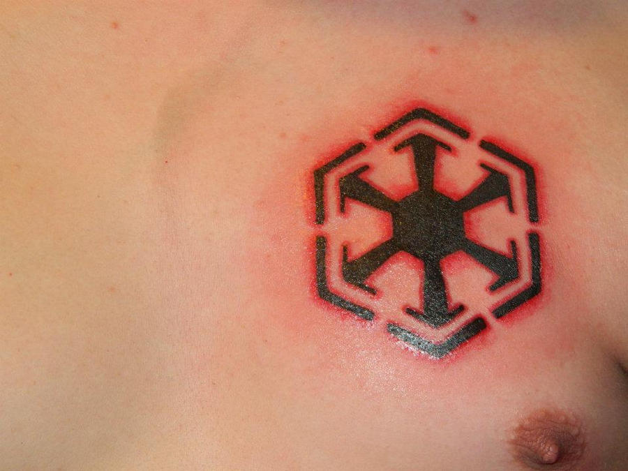 Sith Emblem Tat By Missjean On Deviantart