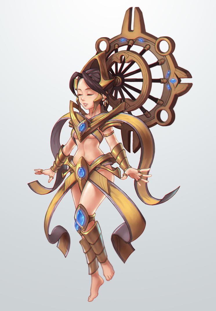 Starcraft - Rohana by LeeSungGuk