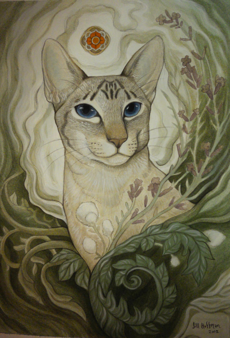 Taliesin by JillHoffman
