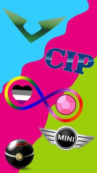 Phone Wallpaper! CIP Style!