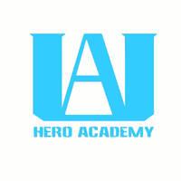 Blue MHA Logo Recolor