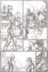 Catwoman sample page 1 by camadams0925