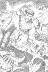 Action Comics p2 by camadams0925