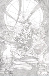 Doctor Strange by camadams0925