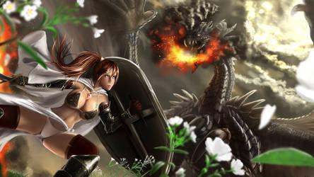 Fight to see tomorrow by kukukuro