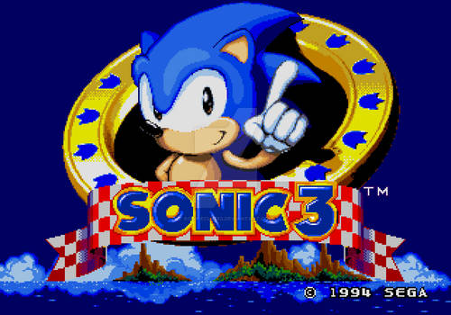 Sonic 3 but fixed